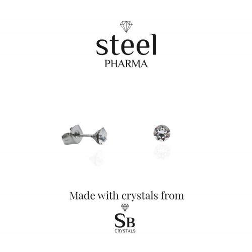 pendientes cintia cristal